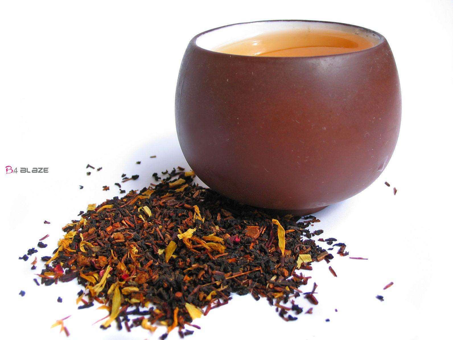homemade herbal teas