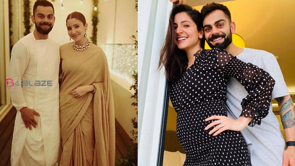 Anushka revealed her pregnancy, Photos going viral!