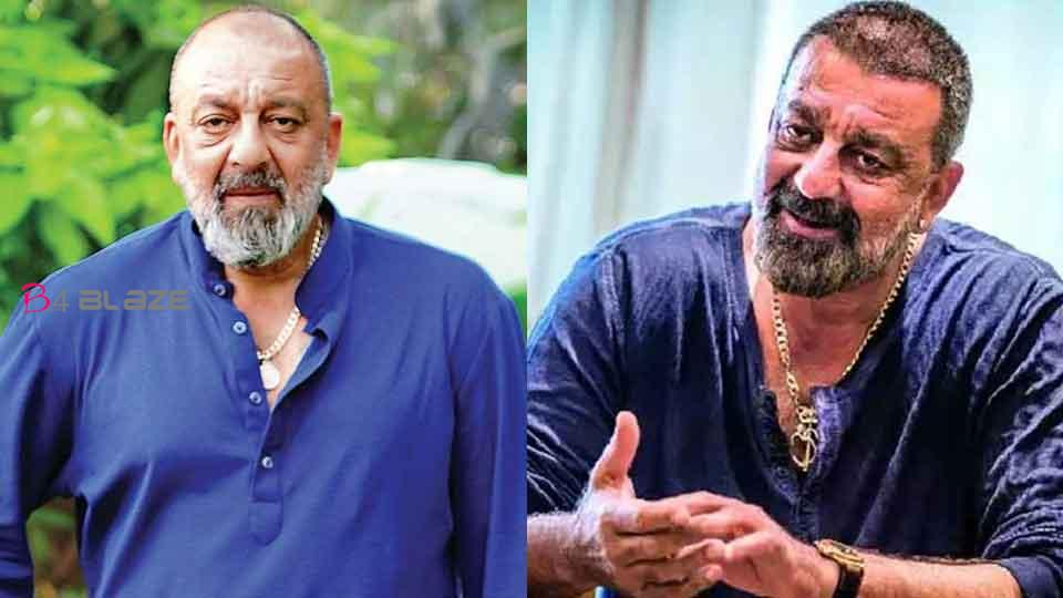 Bollywood actor Sanjay Dutt has been admitted to hospital
