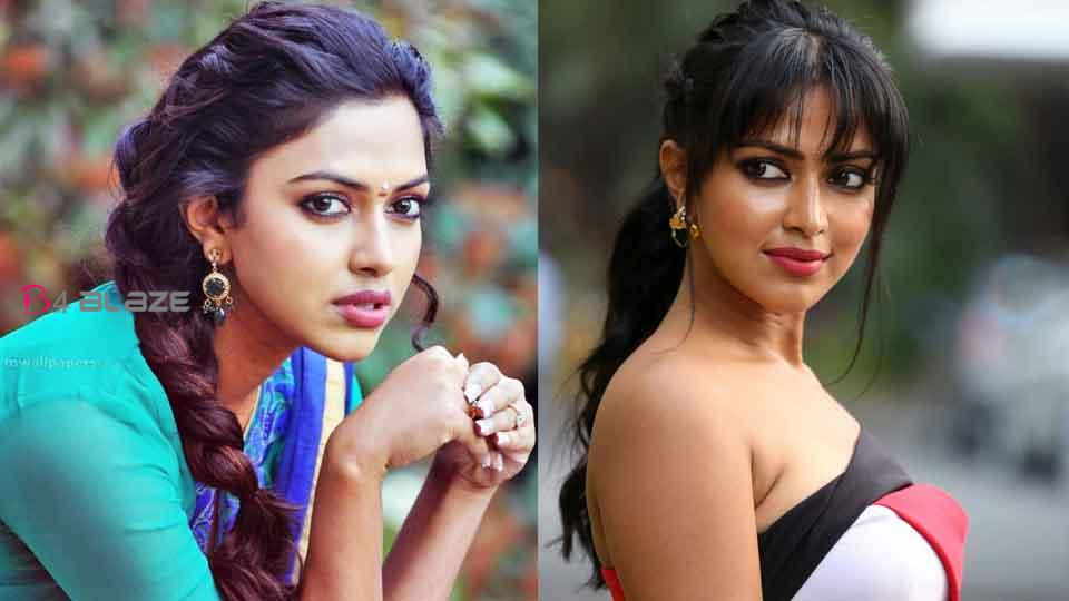 Following Amala Paul's post on domestic violence, the actress commented on who destroyed Vijay.