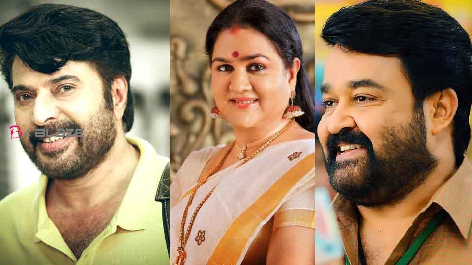 Mammootty-Mohanlal Who is the best actor Urvashi give the answer!