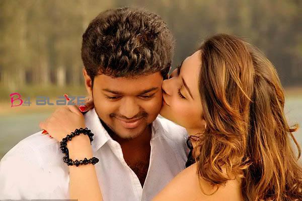 Tamannaah and Vijay