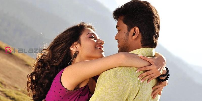 Vijay and Tamannaah