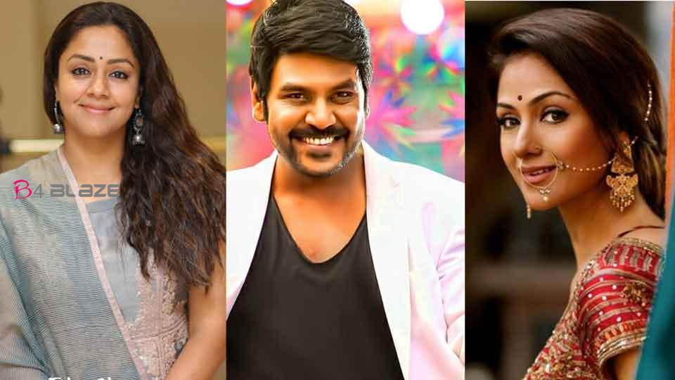 Who is the heroine of 'Chandramukhi 2' Jyothika or Simran Says Raghava Lawrence!
