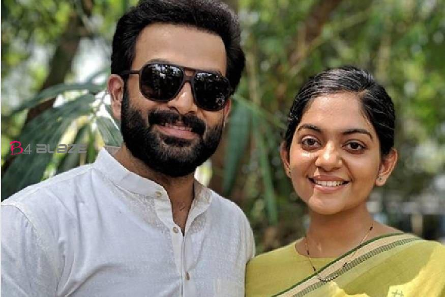 Ahaana and Prithviraj