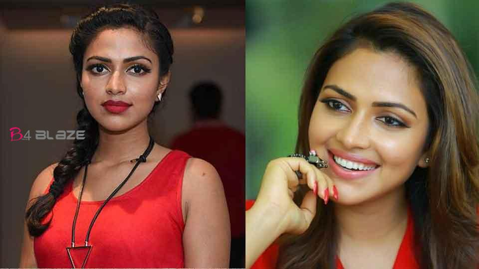 I fell for this decision you took, Amala Paul
