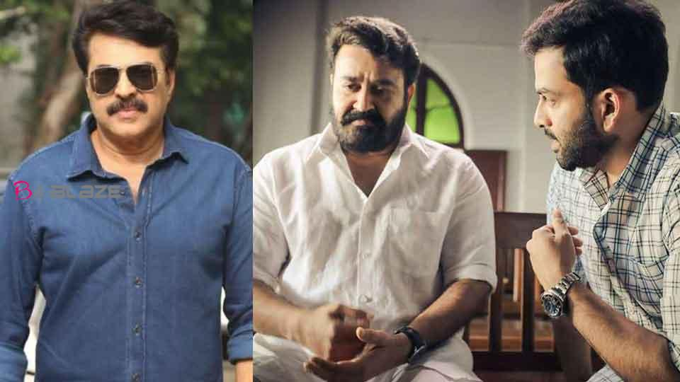 Mammootty part of empuran