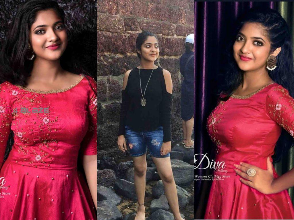 Nandana Varma Cute Photos