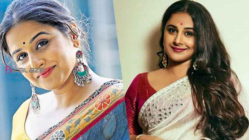Vidya Balan revealed the bad experience in her career