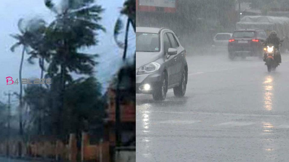 heavy rain in kerala