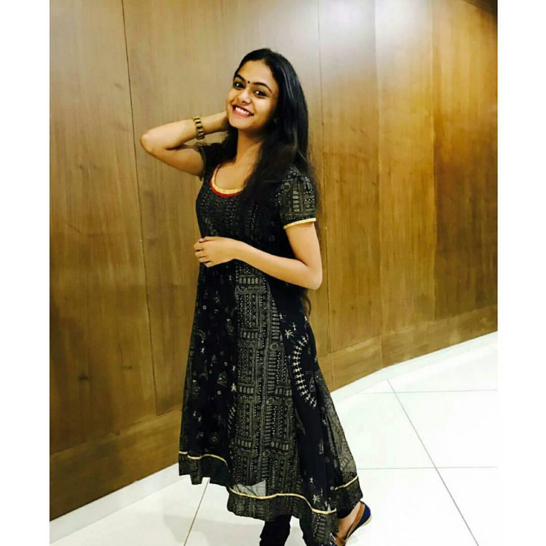 Aiswarya Suresh Rare Photos