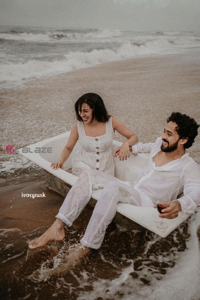 Beach Wedding Photoshoot 2