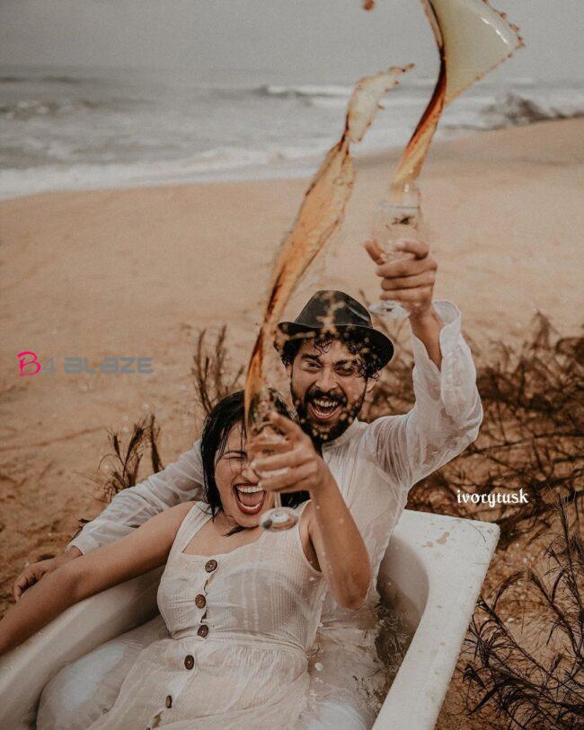 Beach Wedding Photoshoot 3