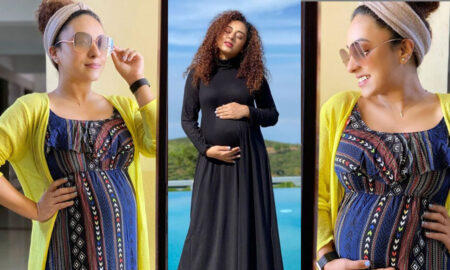 Pearle Maaney Baby Moon Photos