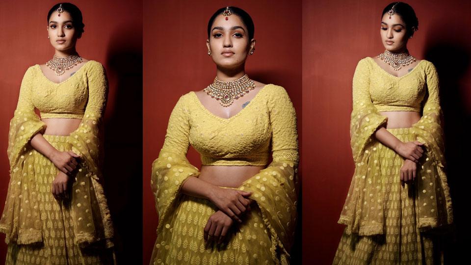 Saniya Iyappan Photoshoot
