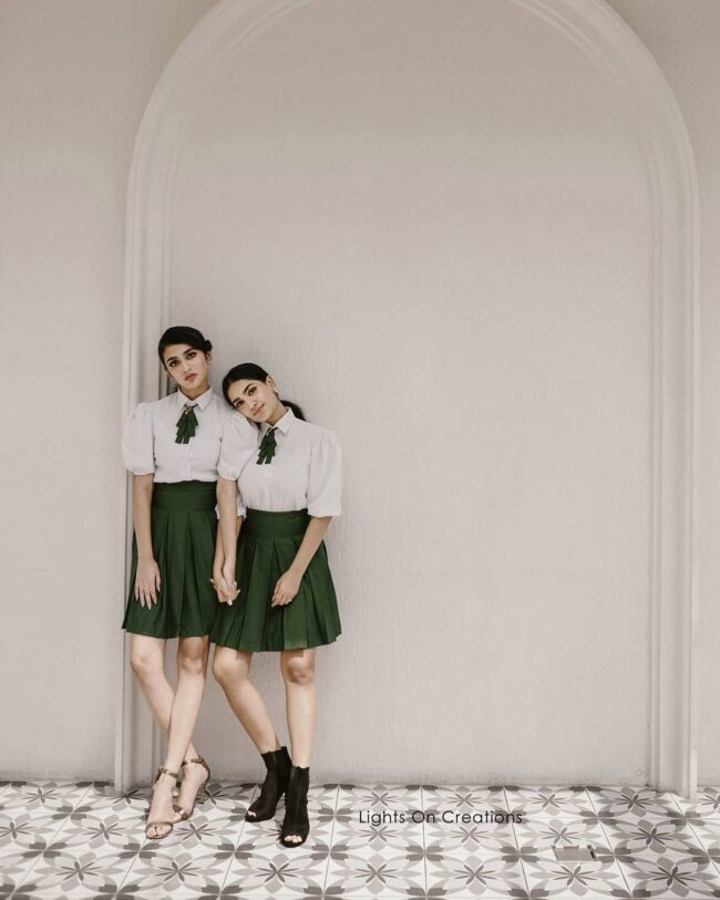 Saniya and Priya Photoshoot 5