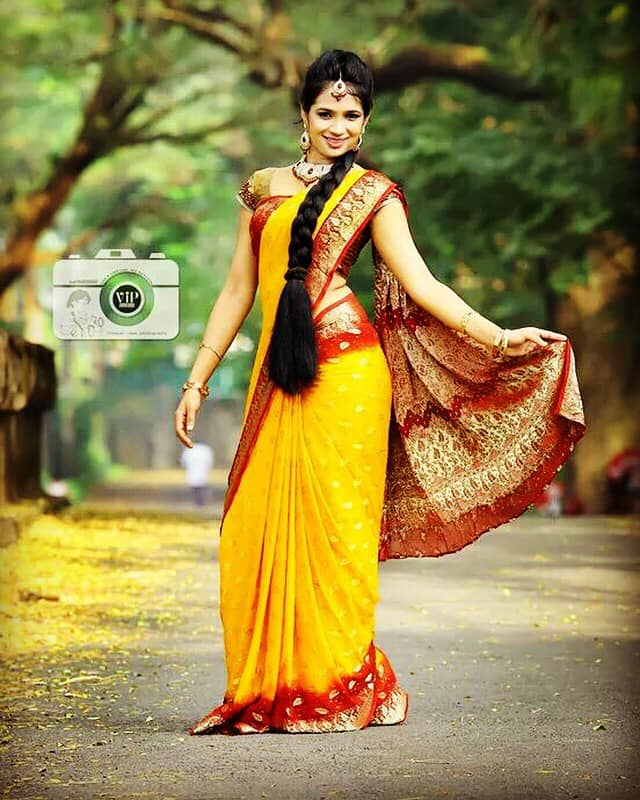Saranya Anand Old Photos