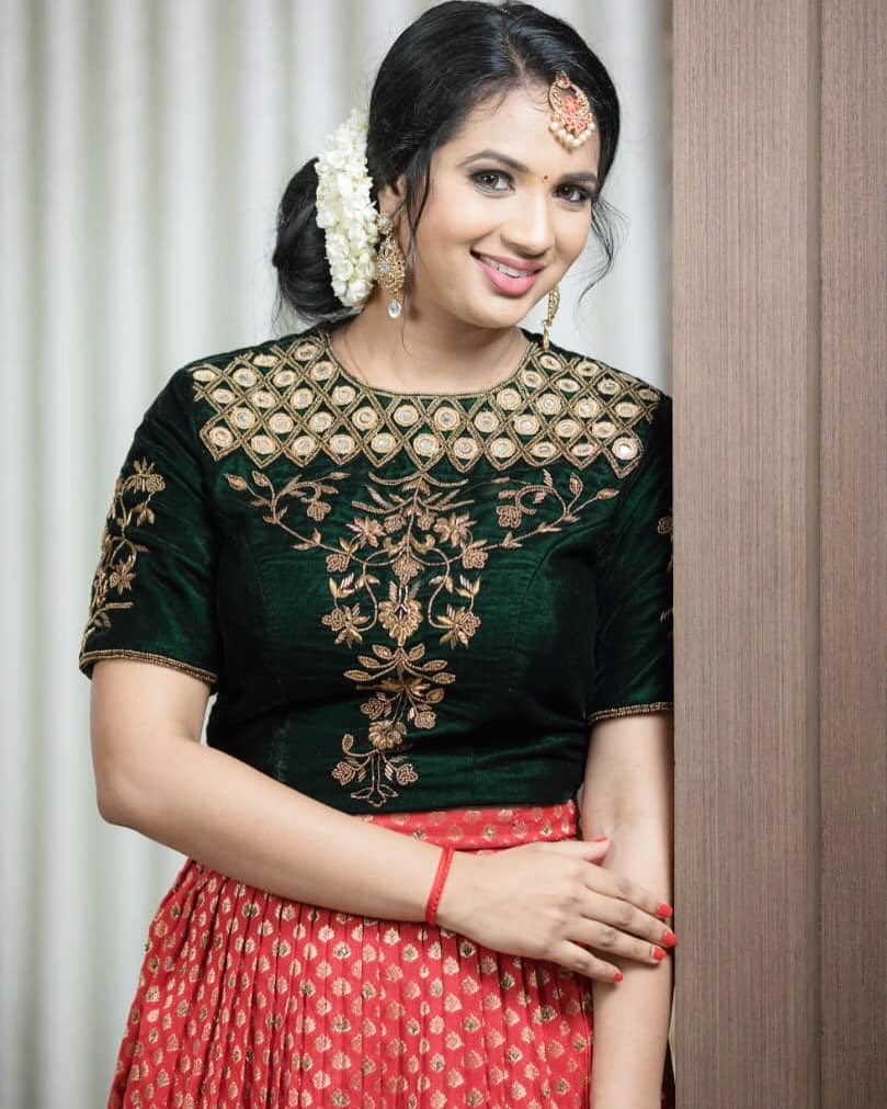 Saranya Anand Photoshoot