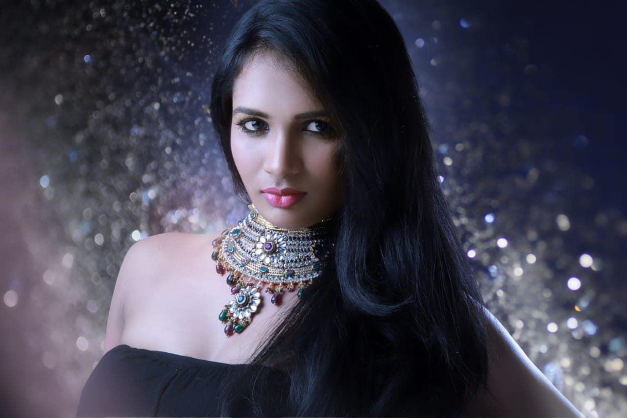 Saranya Anand Unseen Photos