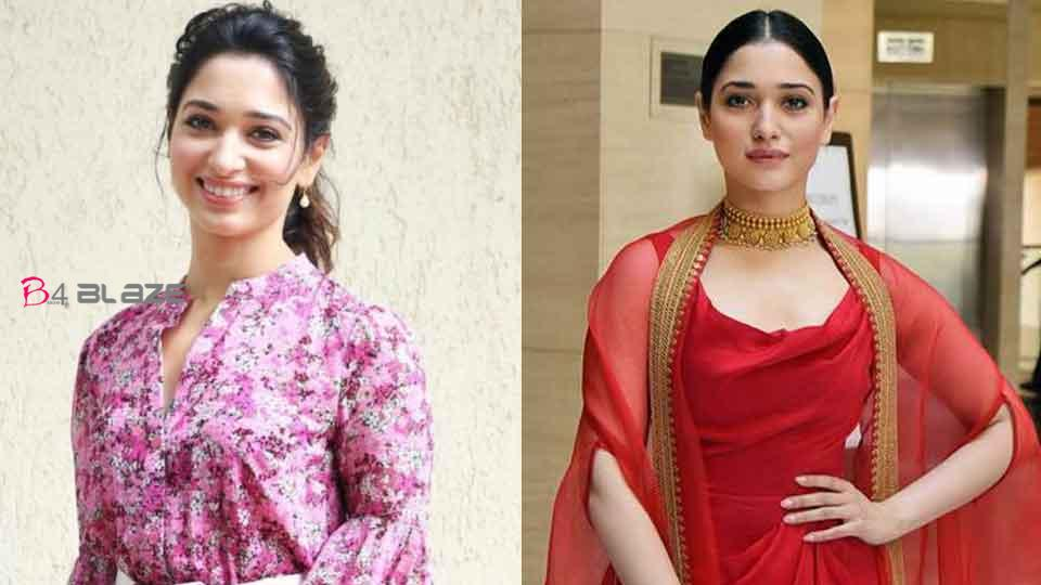 Tamannaah Discharge from hospital