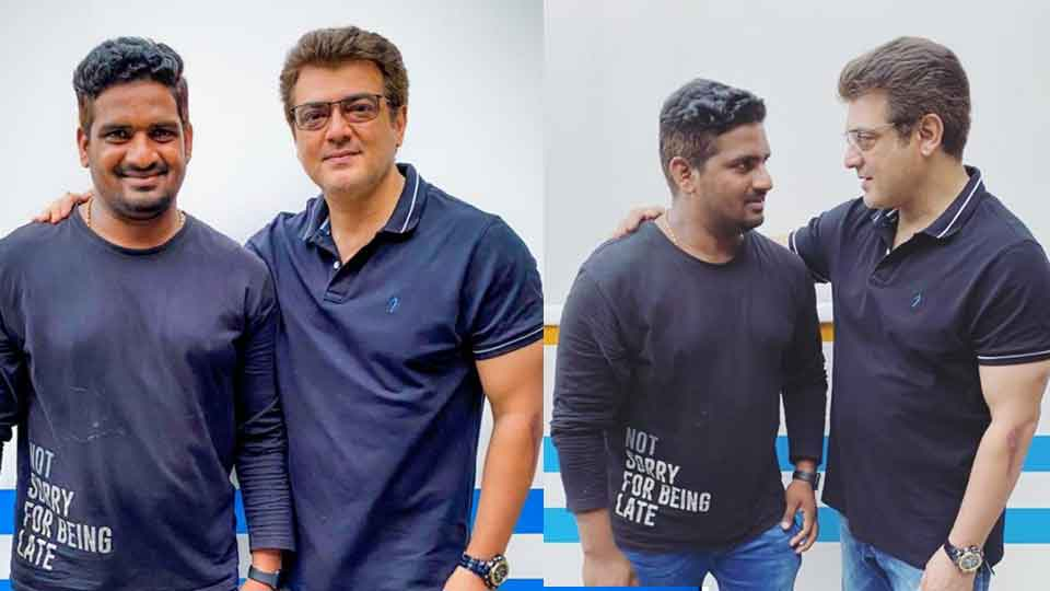 ajith-new-look