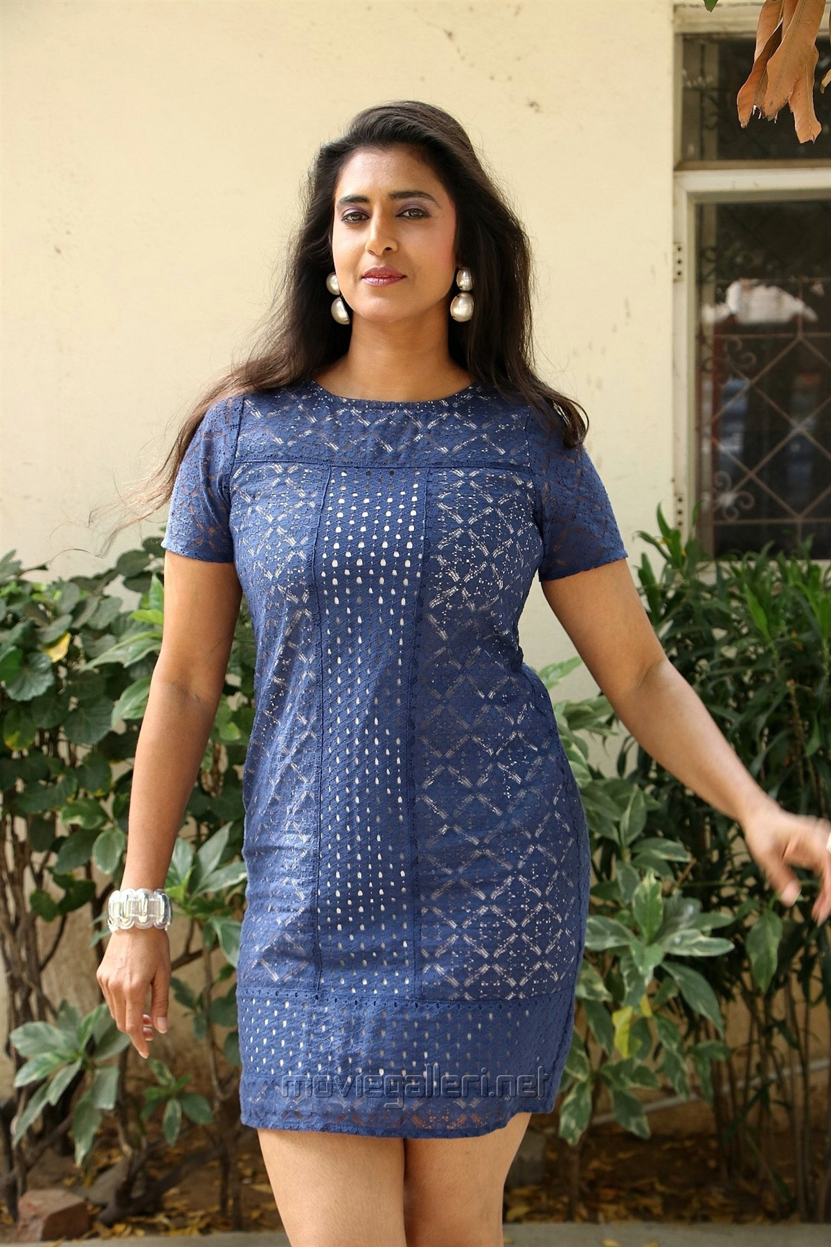 Actress Kasthuri Shankar HD Images @ July Kaatril Audio Launch