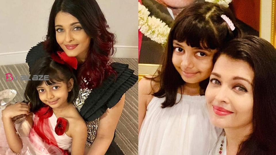 I love you unconditionally baby, What Aishwarya has to say ...