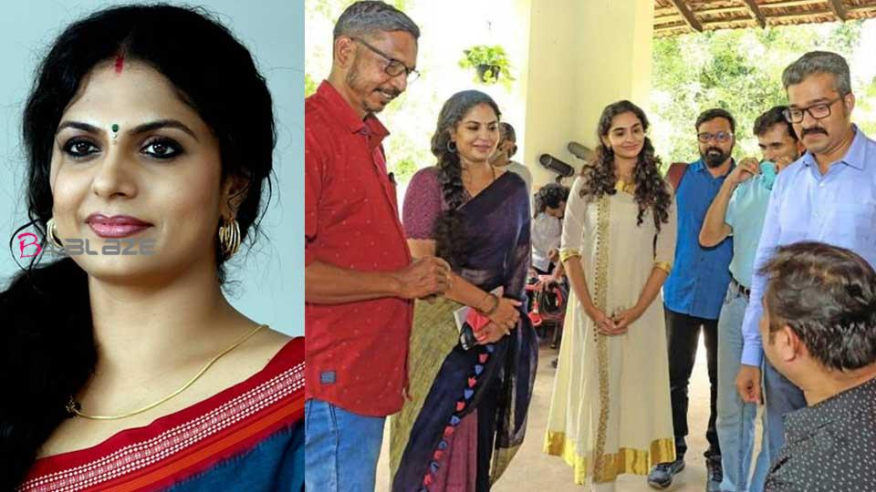Asha Sharath daughter