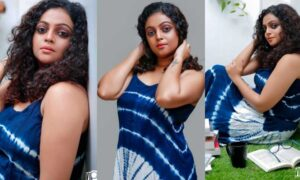 Aswathy Sreekanth Photoshoot