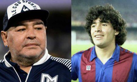 Diego Maradona passed away