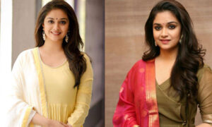 Keerthy Suresh Withdrawn from Bollywood movie