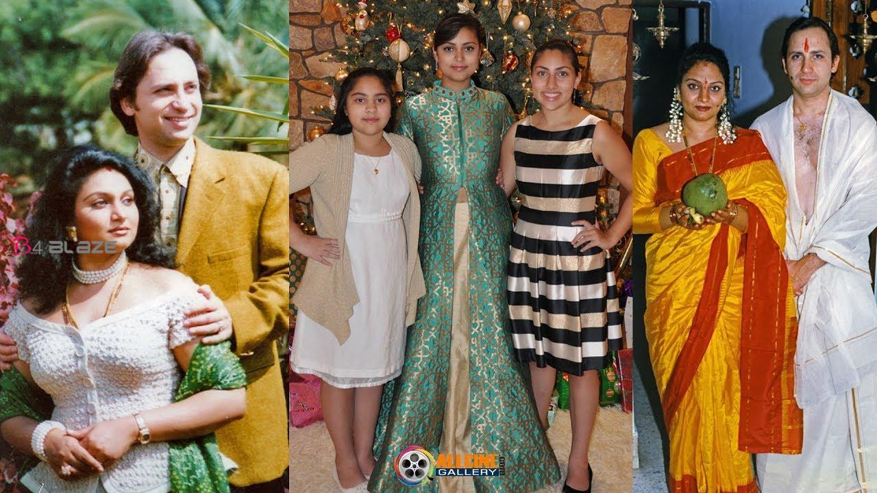 Madhavi Family