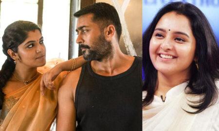 Manju about Soorarai Pottru