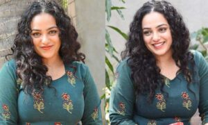 Nithya Menen about Men