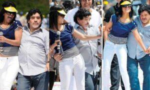 Ranjini about Maradona