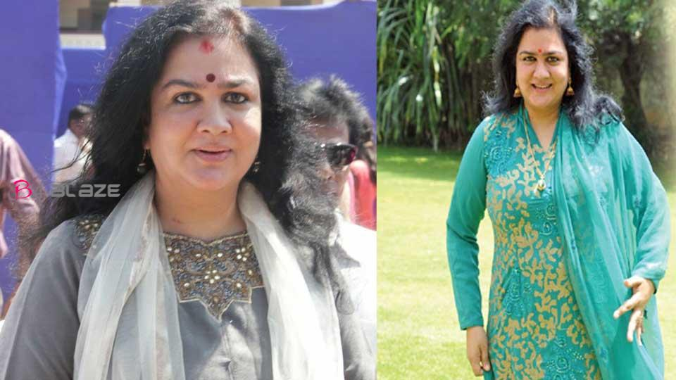 Urvashi about AMMA