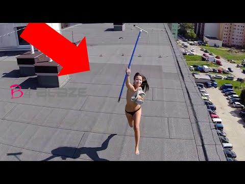 Weird things caught on cctv camera