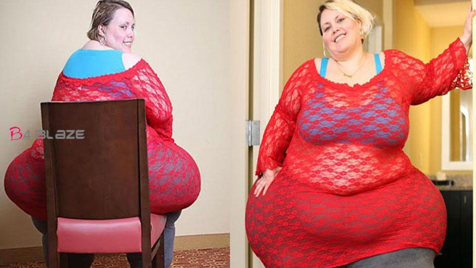Meet Woman with supersized hips Bobbi-Jo Westley and she