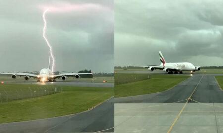 Flight lightening