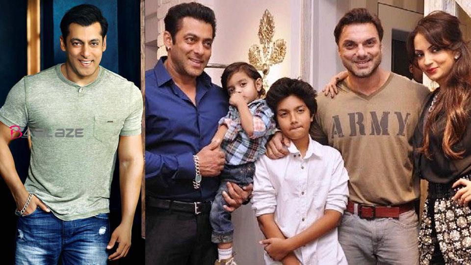 Salman Khan Brother Family