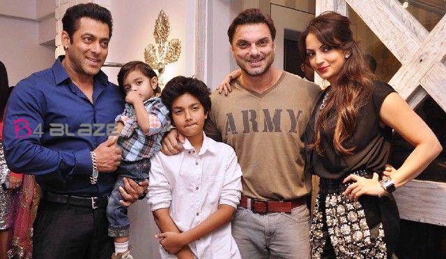Salman Khan Family