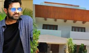 prabhas luxury life