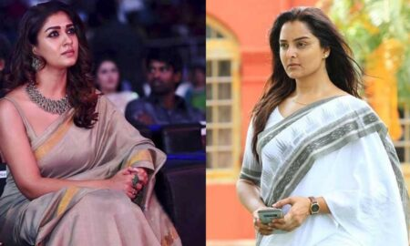 Nayanthara play Manju Warrier role