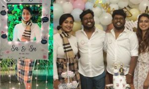 Sajith and Sujith Birthday Celebration video