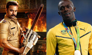 Usain Bolt shines in Tovino's 'Kalki' BGM
