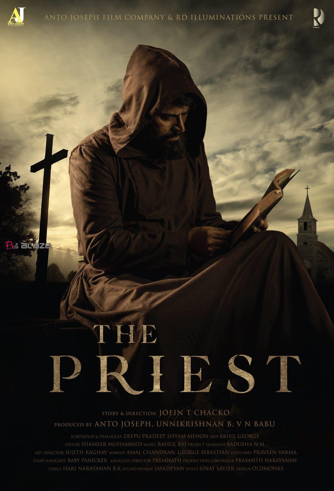 The Priest Box Office