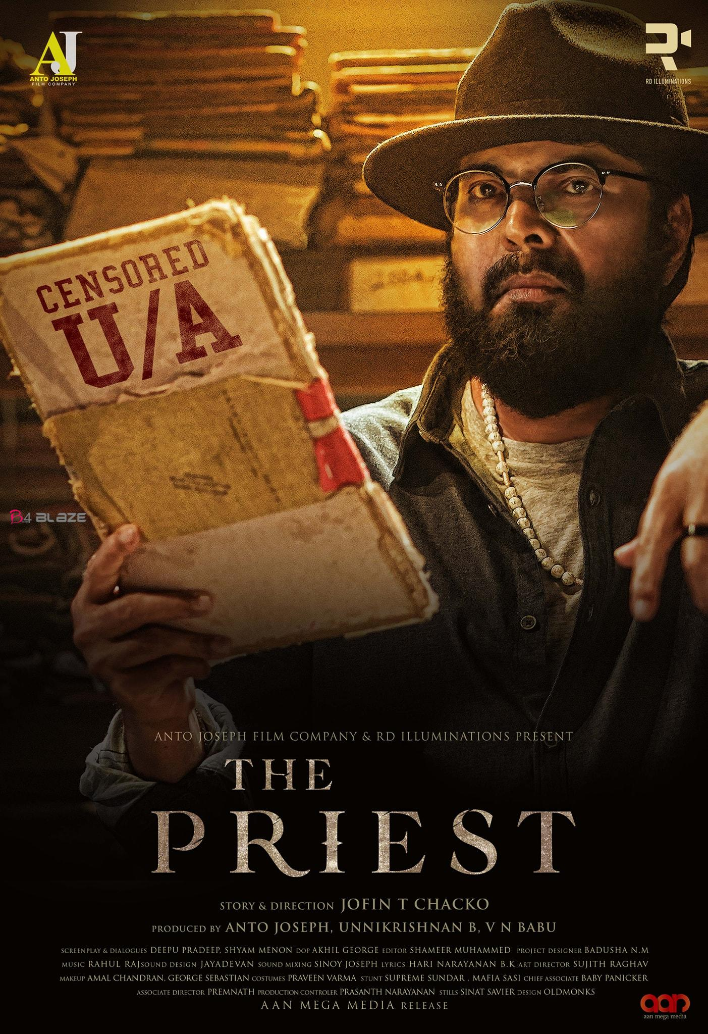 The Priest Collection