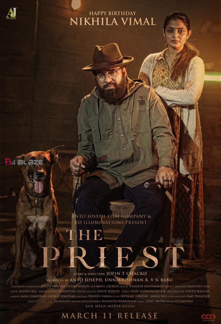 The Priest Malayalam Movie Review