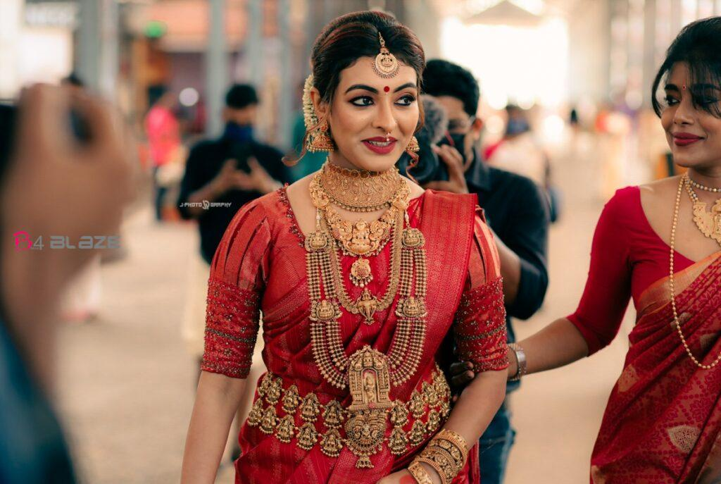 Dhurga krishnan wedding